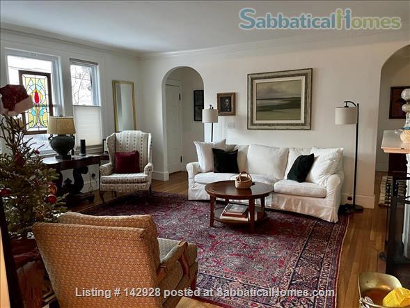 Boston College 2021 -2022 Home Rental in Newton, Massachusetts, United States 3
