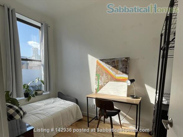 Sunny Room in Plant filled 2/1  Home Rental in Clinton Hill, New York, United States 0