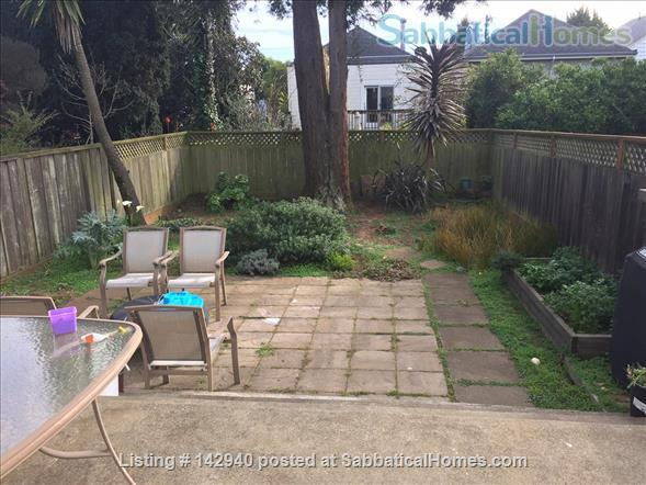 3Br/2Ba furnished home for rent in beautiful San Francisco Home Rental in San Francisco, California, United States 9