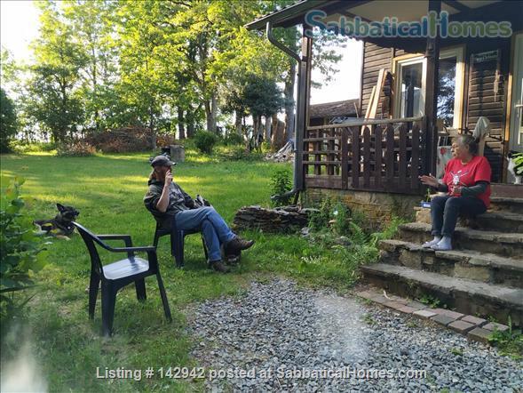Cozy Chalet in the Beautiful Ardennes of Belgium Home Rental in Saint-Hubert, Wallonia, Belgium 1