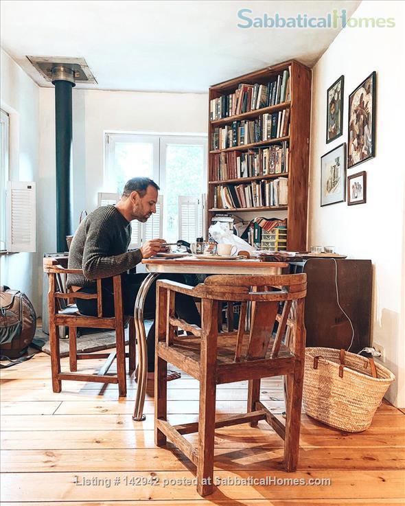 Cozy Chalet in the Beautiful Ardennes of Belgium Home Rental in Saint-Hubert, Wallonia, Belgium 6