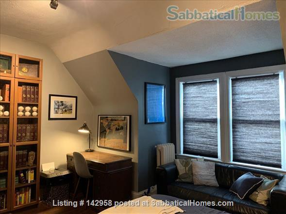 Sylish 3 Bedroom, two deck, home apartment next to University of Toronto Home Rental in Toronto, Ontario, Canada 9