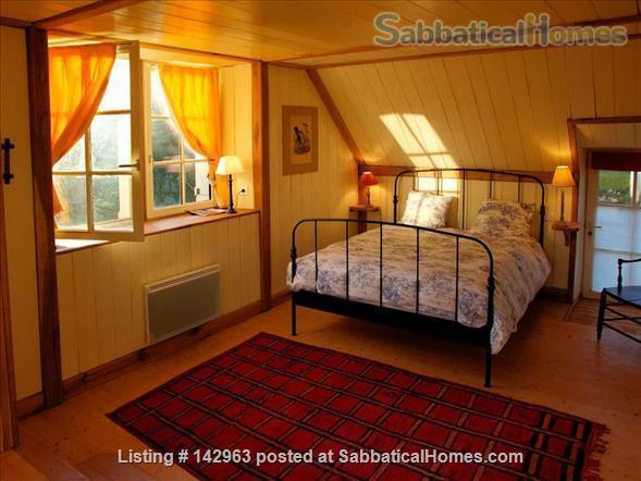 Beautiful cottage on a river mill estate Home Rental in Beaumont-Village, Centre-Val de Loire, France 5