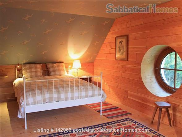 Beautiful cottage on a river mill estate Home Rental in Beaumont-Village, Centre-Val de Loire, France 6