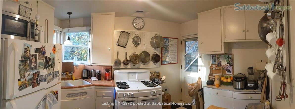 Spacious, sunny flat near UCLA Home Rental in Los Angeles, California, United States 5