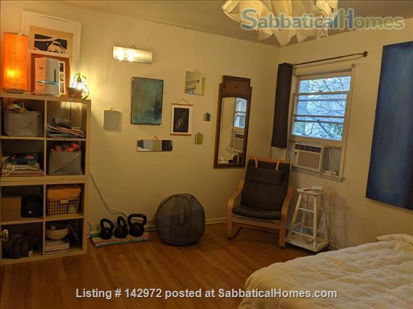 Spacious, sunny flat near UCLA Home Rental in Los Angeles, California, United States 7