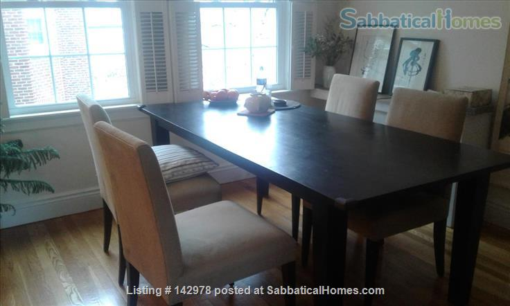 2BR Penthouse Harvard Square Home Rental in Cambridge, Massachusetts, United States 9