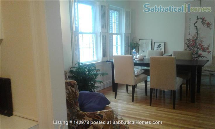 2BR Penthouse Harvard Square Home Rental in Cambridge, Massachusetts, United States 1
