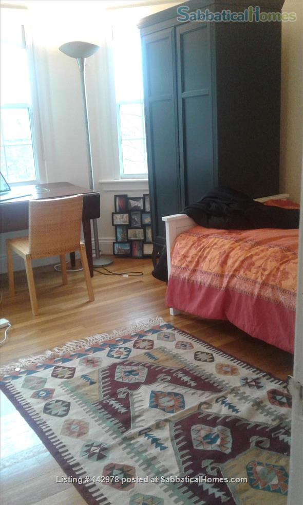 2BR Penthouse Harvard Square Home Rental in Cambridge, Massachusetts, United States 3