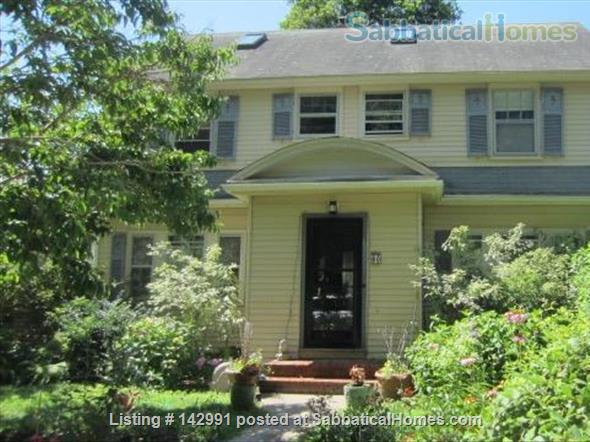 Furnished SF Home - Bucolic Setting - Near Medical Area Utilities Incl. Home Rental in Boston, Massachusetts, United States 1