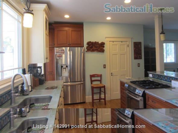 Furnished SF Home - Bucolic Setting - Near Medical Area Utilities Incl. Home Rental in Boston, Massachusetts, United States 0