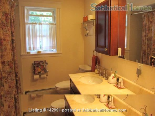 Furnished SF Home - Bucolic Setting - Near Medical Area Utilities Incl. Home Rental in Boston, Massachusetts, United States 2