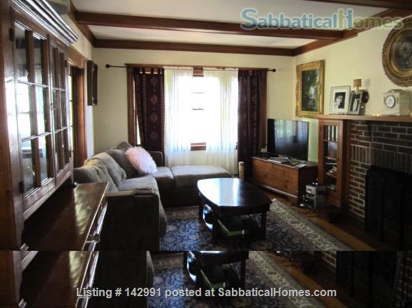 Furnished SF Home - Bucolic Setting - Near Medical Area Utilities Incl. Home Rental in Boston, Massachusetts, United States 3