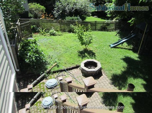 Furnished SF Home - Bucolic Setting - Near Medical Area Utilities Incl. Home Rental in Boston, Massachusetts, United States 4