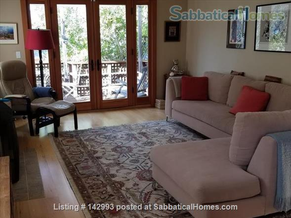 North Berkeley spacious light-filled home 1/2 mile from UC Berkeley  Home Rental in Berkeley, California, United States 1