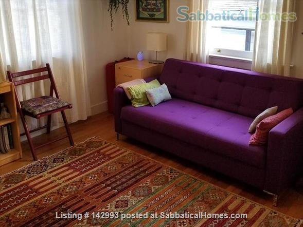 North Berkeley spacious light-filled home 1/2 mile from UC Berkeley  Home Rental in Berkeley, California, United States 7