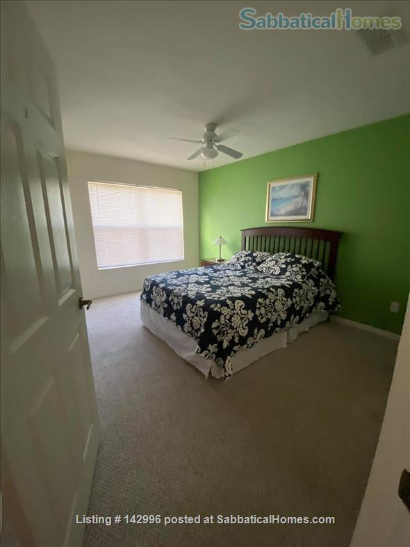 Beautifully renovated 4 bedroom townhouse near Disney  Home Rental in Kissimmee, Florida, United States 3