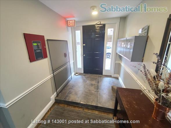 Apartment for Rent in charming Beacon Hill Boston!  Rare penthouse unit! Home Rental in Boston, Massachusetts, United States 3