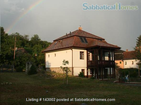 Charming country home close to Budapest Home Rental in Zsámbék, , Hungary 1