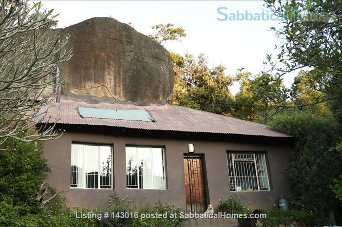 One-of-a-kind cave house in Mbabane, Eswatini Home Exchange in Mbabane, Hhohho Region, Swaziland 1