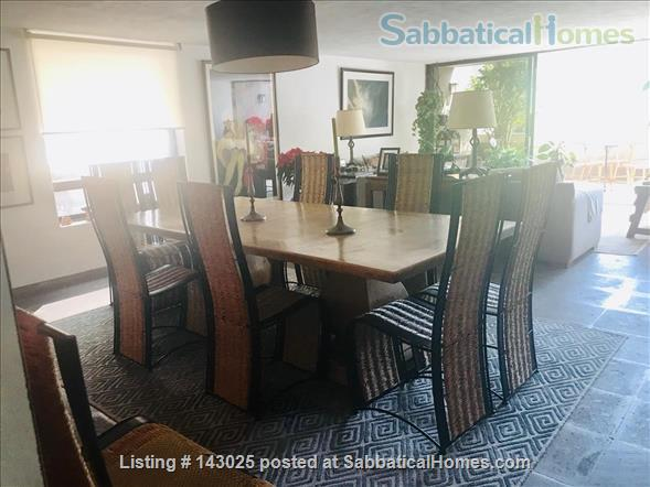 Great apartment for rent in fantastic residential area in Mexico City Home Rental in Mexico City, CDMX, Mexico 0