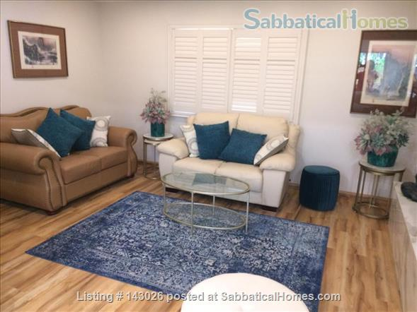 two bedroom fully furnished suite Home Rental in Victoria, British Columbia, Canada 1