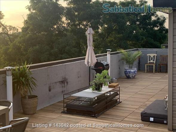 Sunsets on the Roof! 3-Bedroom Brooklyn Home in Historic Bed Stuy for one year Home Rental in Kings County, New York, United States 3