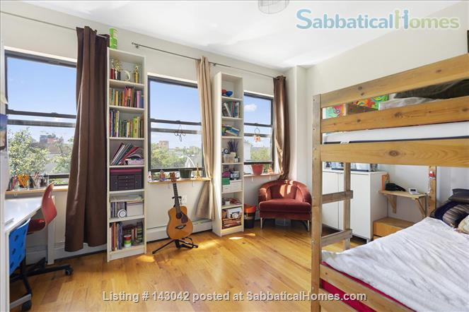 Sunsets on the Roof! 3-Bedroom Brooklyn Home in Historic Bed Stuy for one year Home Rental in Kings County, New York, United States 4