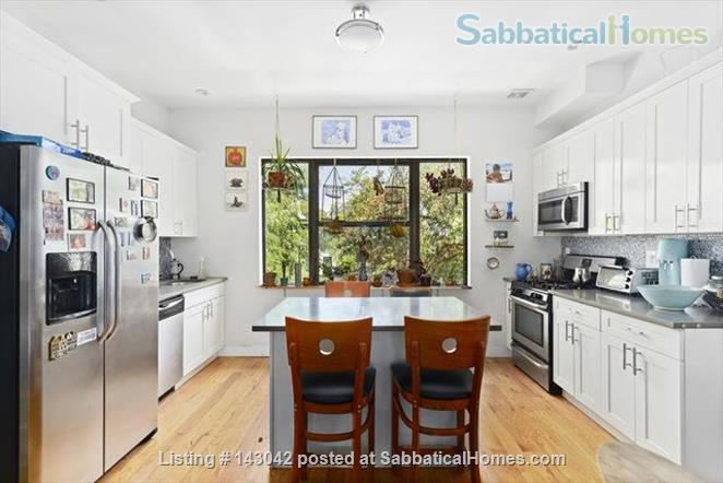 Sunsets on the Roof! 3-Bedroom Brooklyn Home in Historic Bed Stuy for one year Home Rental in Kings County, New York, United States 6