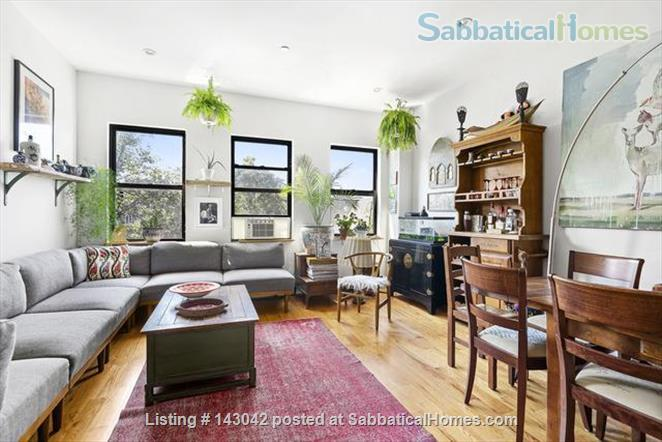 Sunsets on the Roof! 3-Bedroom Brooklyn Home in Historic Bed Stuy for one year Home Rental in Kings County, New York, United States 8