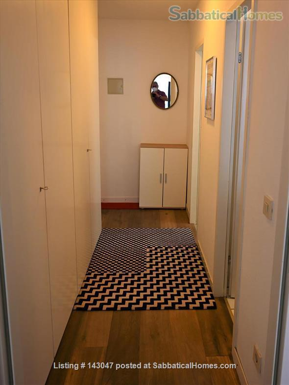 Apartment 1 room, Bathroom, Kitchen, Balcony just opposite the University Home Rental in München, BY, Germany 3