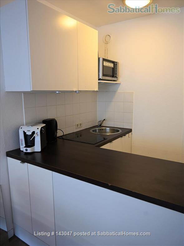 Apartment 1 room, Bathroom, Kitchen, Balcony just opposite the University Home Rental in München, BY, Germany 5