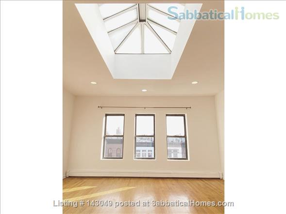 gorgeous 1 bedroom in a grand facade brownstone Home Rental in Bedford-Stuyvesant, New York, United States 1
