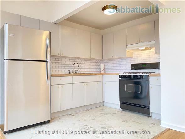gorgeous 1 bedroom in a grand facade brownstone Home Rental in Bedford-Stuyvesant, New York, United States 2