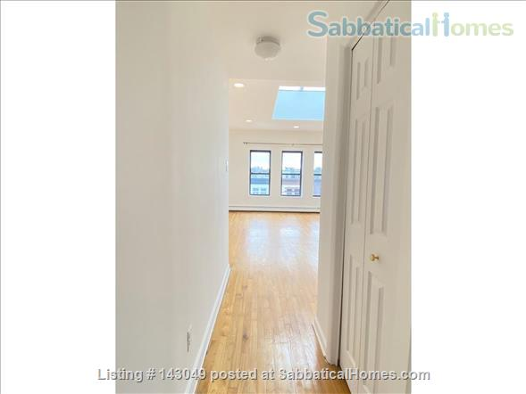 gorgeous 1 bedroom in a grand facade brownstone Home Rental in Bedford-Stuyvesant, New York, United States 4