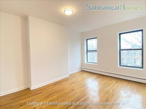 gorgeous 1 bedroom in a grand facade brownstone Home Rental in Bedford-Stuyvesant, New York, United States 5