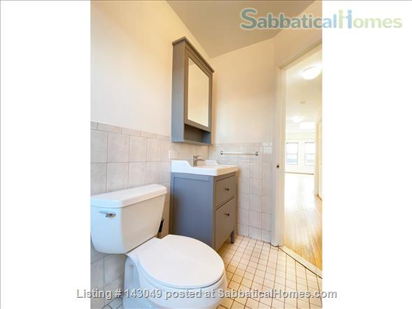 gorgeous 1 bedroom in a grand facade brownstone Home Rental in Bedford-Stuyvesant, New York, United States 8