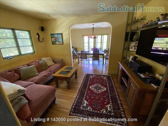 Warm casita in Silverlake/Los Angeles. 3 bd, 2+ bth. Quiet, yet close to everything. Home Exchange in Los Angeles, California, United States 2
