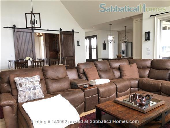 Waterfront Custom Built Home 10 Mins to Downtown Kingston Home Rental in Kingston, Ontario, Canada 9