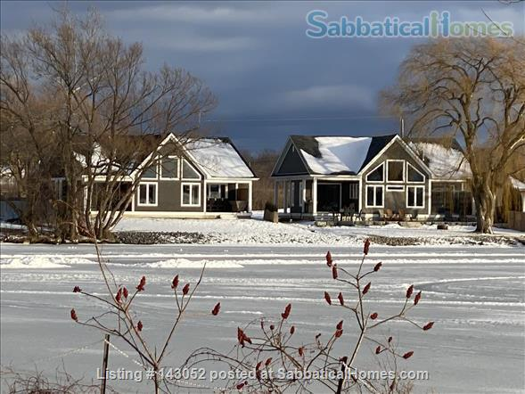 Waterfront Custom Built Home 10 Mins to Downtown Kingston Home Rental in Kingston, Ontario, Canada 1