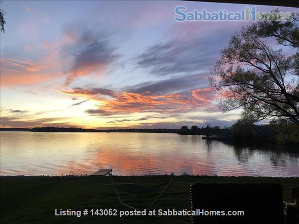Waterfront Custom Built Home 10 Mins to Downtown Kingston Home Rental in Kingston, Ontario, Canada 3