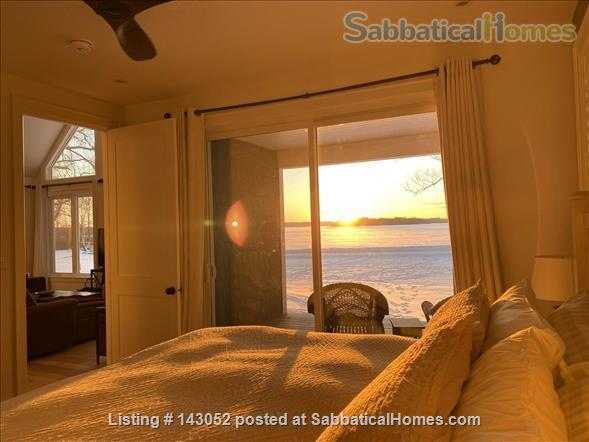 Waterfront Custom Built Home 10 Mins to Downtown Kingston Home Rental in Kingston, Ontario, Canada 7