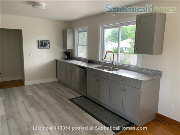 BRIGHT AND BEAUTIFULLY RENOVATED HOME Home Rental in Kingston, Ontario, Canada 0