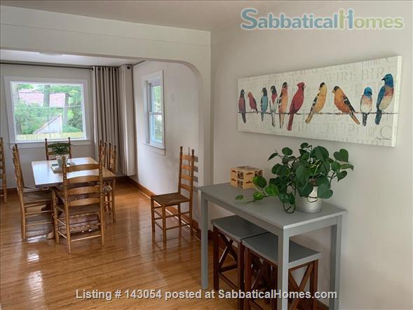 BRIGHT AND BEAUTIFULLY RENOVATED HOME Home Rental in Kingston, Ontario, Canada 3