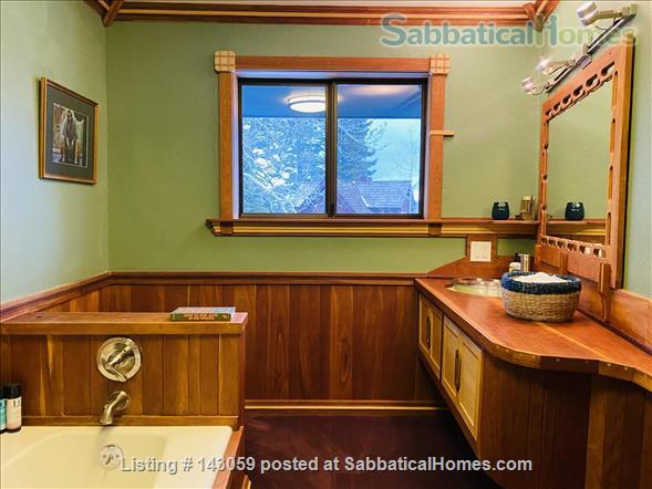 Beautiful Lake Tahoe Home - Family Friendly w/ Beautiful Views Close to Lake Home Rental in Carnelian Bay, California, United States 9