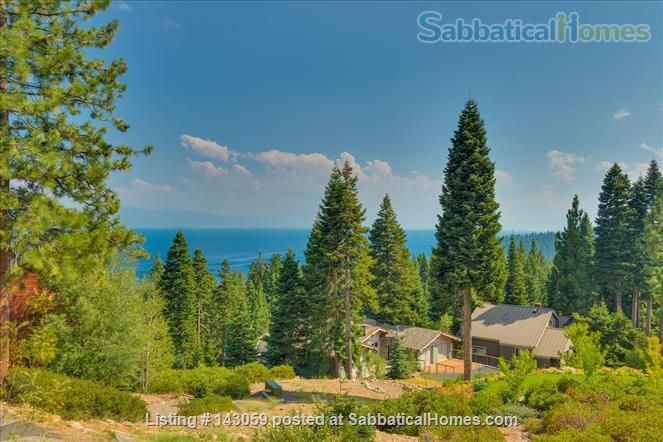 Beautiful Lake Tahoe Home - Family Friendly w/ Beautiful Views Close to Lake Home Rental in Carnelian Bay, California, United States 1
