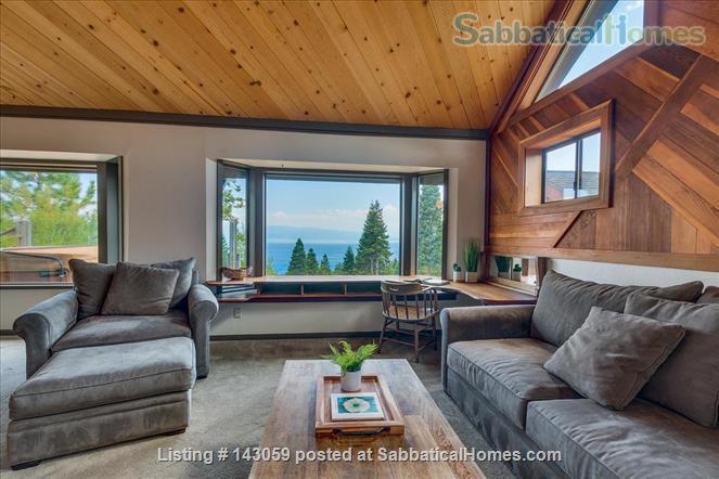 Beautiful Lake Tahoe Home - Family Friendly w/ Beautiful Views Close to Lake Home Rental in Carnelian Bay, California, United States 4