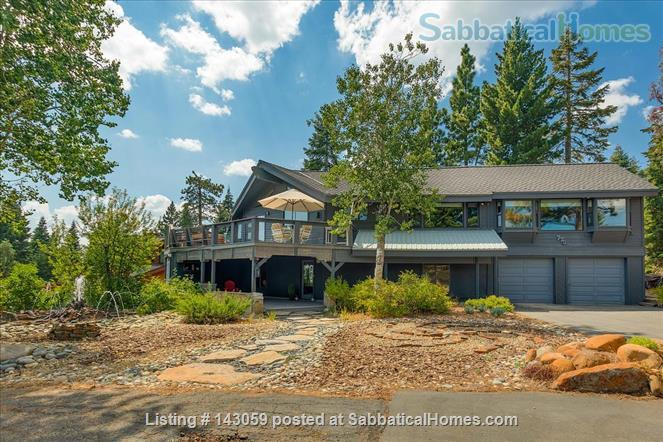 Beautiful Lake Tahoe Home - Family Friendly w/ Beautiful Views Close to Lake Home Rental in Carnelian Bay, California, United States 5