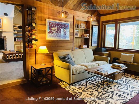 Beautiful Lake Tahoe Home - Family Friendly w/ Beautiful Views Close to Lake Home Rental in Carnelian Bay, California, United States 8