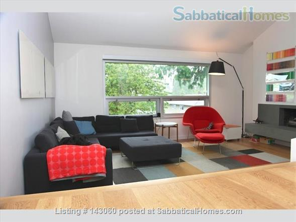 4 bed modern home in North Vancouver Home Rental in North Vancouver, British Columbia, Canada 4